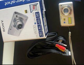 cámara de fotos Sony