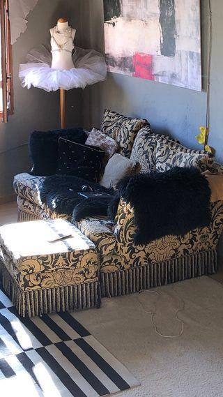 sofá lujo
