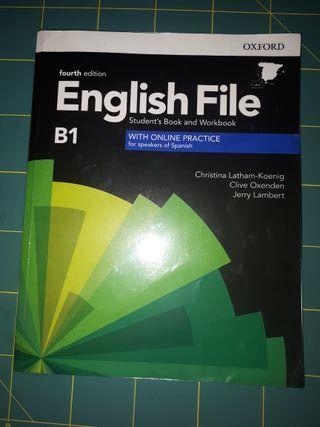 English File B1