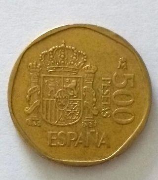 Moneda 500 pesetas