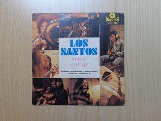 Disco de Vinilo Los Santos
