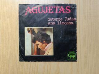 Disco de Vinilo Agujetas