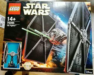 Lego 75095 TIE Fighter.