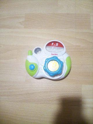 Cámara de fotos bebé
