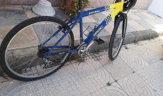 bicicleta Basic btt