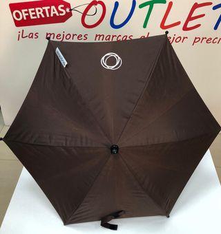 Sombrilla Bugaboo color marrón