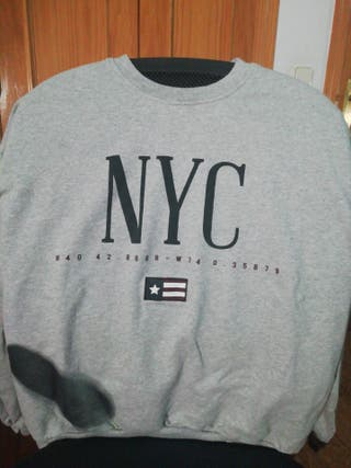 Sudadera NEW YORK CITY X PULL&BEAR