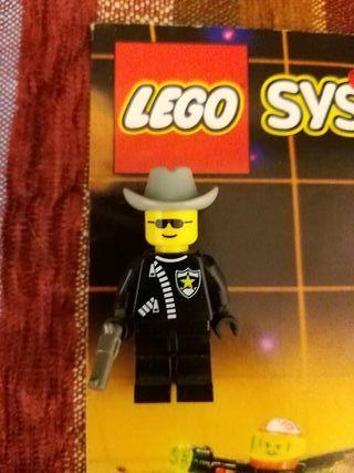 Figura Sheriff LEGO