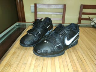 Nike Romaleos 2 Black/Negro Talla 42