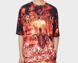 Camiseta Billie Eilish Bershka