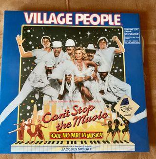 Disco vinilo Village People