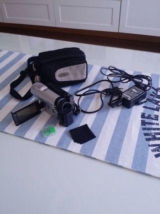 camara de video SONY handycan NUEVA IMPECABLE