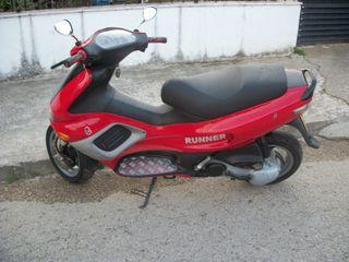 moto scooter ciclomotor gilera runner 50 49cc