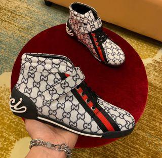 zapatillas Gucci increíbles nuevas originales