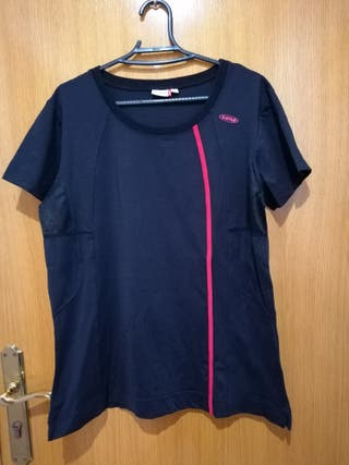 camiseta deporte chica