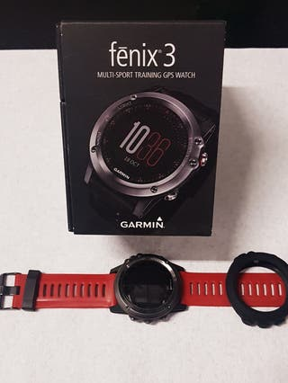 Reloj Deportivo Garmin Fenix 3