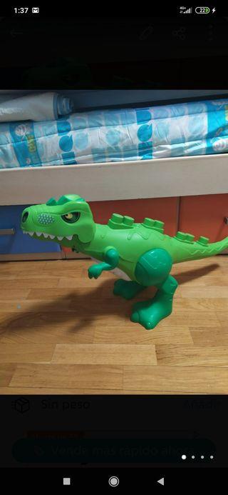 dinosaurio lego nuevo