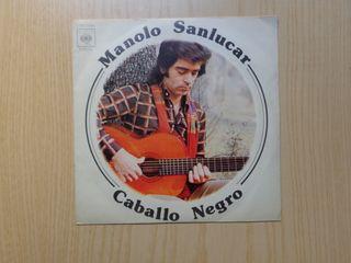 Disco de Vinilo Manolo Sanlucar