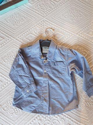 Camisa niño 2 años