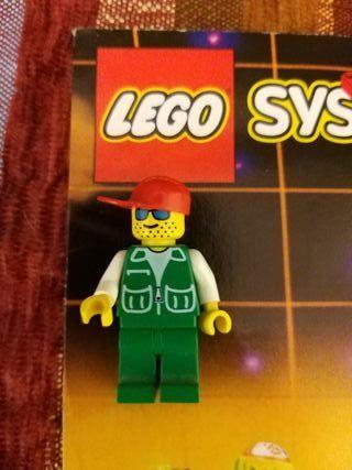 Figura LEGO Max Timebuster