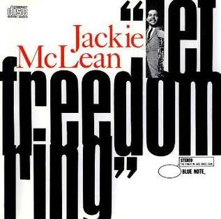 DISCO JACKIE McLEAN