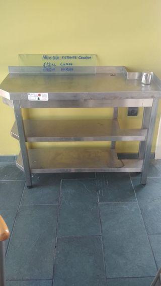 Cocina bar completa + maquinaria acepto cambios