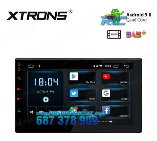"RADIO NAVEGADOR 7"" ANDROID 9.0 2DIN MULTIMEDIA"