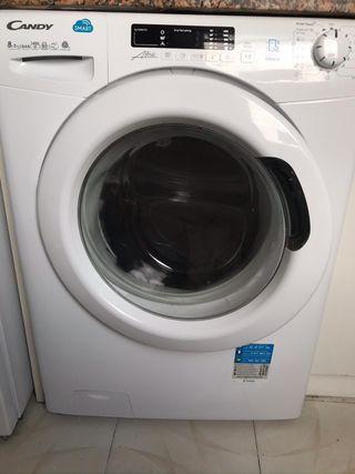 Lavadora secadora -Candy CSW 485D