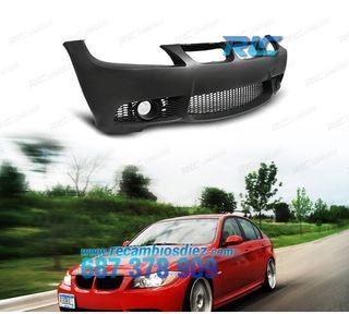 PARAGOLPES DELANTERO BMW E90 E91 LOOK M3