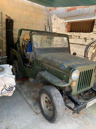 Jeep Viano 1980