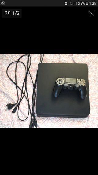 PS4 slim, sin pack 315 y con pack 415 con juegos