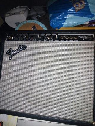 amplificador fender princeton plus