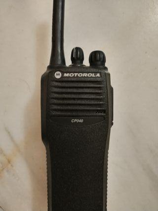MOTOROLA CP040 UHF 4CH 5W