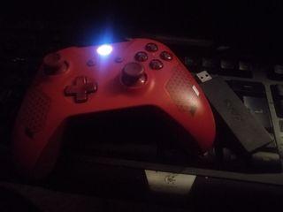 mando Xbox one + usb inalámbrico pc