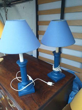lamparas para mesilla de noche