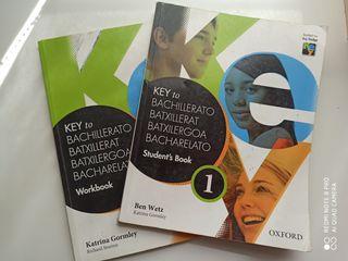 key to bachillerato students book