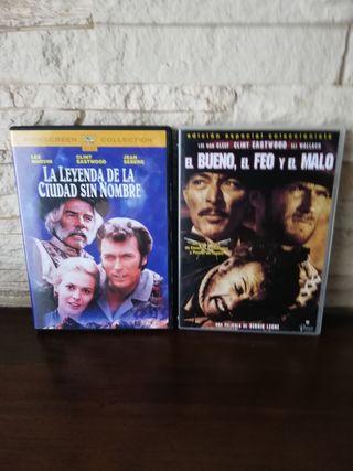 2 película s dvd