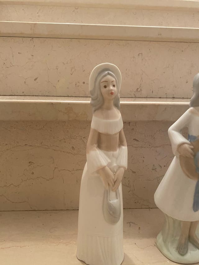 Figuras autentica porcelana