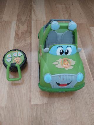 coches telederijidos con mando