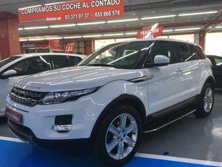 Land-Rover Range Rover Evoque 4X4, AUT. 12 MESES DE GARANTIA