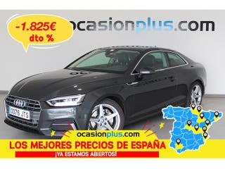 Audi A5 Coupe S line edition 2.0 TDI S tronic 140 kW (190 CV)