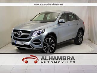 Mercedes-Benz Clase Gle Coupe GLE COUPE 350 D 4MATIC