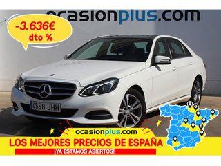 Mercedes-Benz Clase E E 200 CDI Avantgarde 125 kW (170 CV)