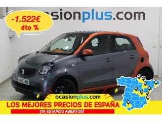 Smart ForFour 52 Edition 1 52 kW (71 CV)