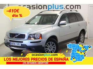 Volvo XC90 2.4 D5 Momentum 136kW (185CV)