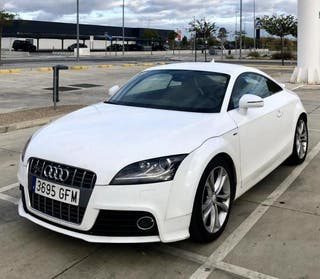 AUDI TT Coupé 2.0 TFSI Advanced