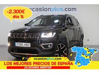 Jeep Compass 2.0 Multijet Opening Edition 4x4 AD AT 103 kW (140 CV)