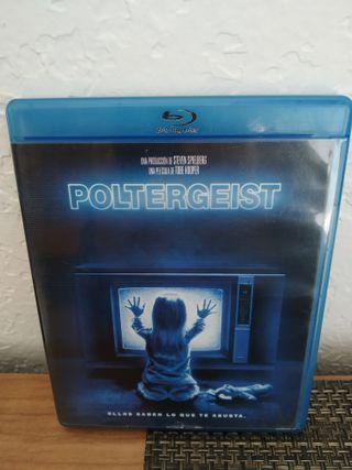 Poltergeist Blu ray