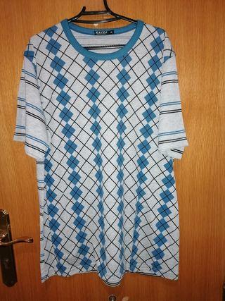 camiseta estampada chico