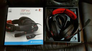 Auriculares Gaming Sennheiser GSP 350